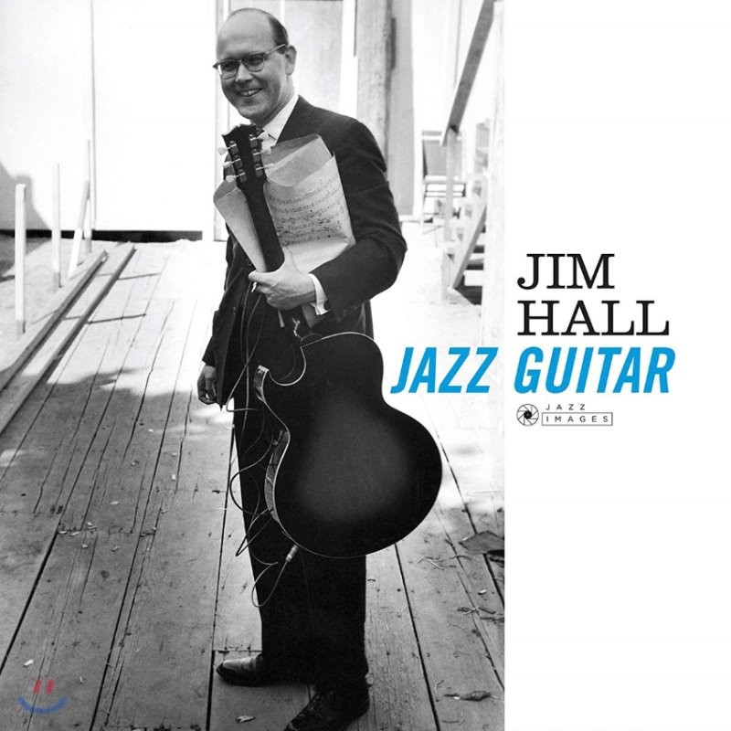 Jim Hall (짐 홀) - Jazz Guitar [LP]