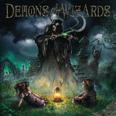 Demons & Wizards - Demons & Wizards (Gatefold 2LP)(Remastered)