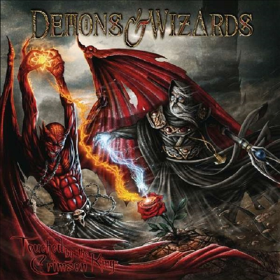 Demons & Wizards - Touched By The Crimson King (2CD)(Remastered)