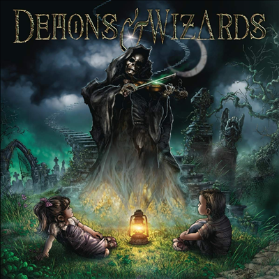 Demons & Wizards - Demons & Wizards (2CD)(Remastered)