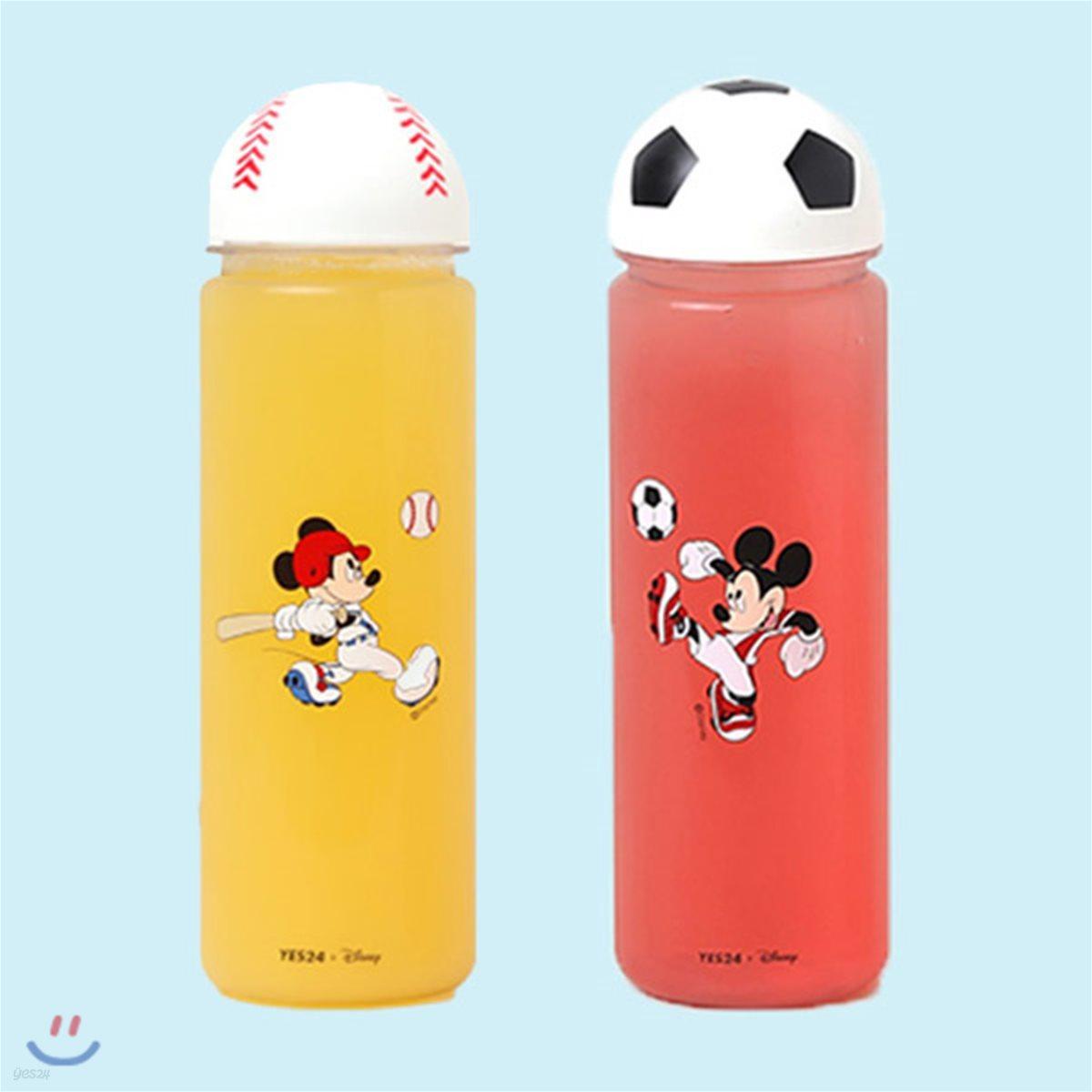 [예스베리굿즈][YES24 X Disney] 미키 그라운드 보틀 500mL