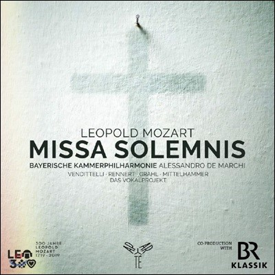 Sophie Rennert 레오폴트 모차르트: 장엄 미사 (Leopold Mozart: Missa Solemnis)