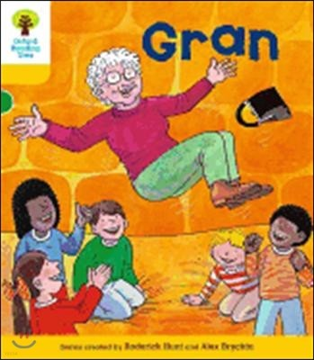 Oxford Reading Tree Stage 5 : Gran