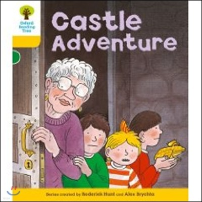 Oxford Reading Tree Stage 5 : Castle Adventure