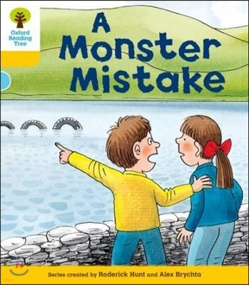 Oxford Reading Tree Stage 5 : A Monster Mistake