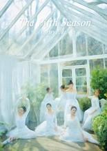 오마이걸 (OH MY GIRL) 1집 - The Fifth Season [Drawing/Photography Cover ver. 중 랜덤발송]