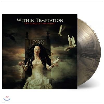 Within Temptation (위딘 템테이션) - The Heart of Everything [골드 & 블랙 컬러 2LP]