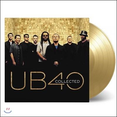 UB40 (유비포티) - Collected [골드 컬러 2LP]