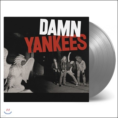 Damn Yankees (댐 양키스) - Damn Yankees [실버 컬러 LP]