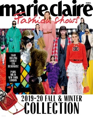 마리끌레르 2019  F/W 패션 쇼즈 Marie Claire Fashion shows [2019]