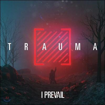 I Prevail (아이 프리베일) - Trauma 정규 2집 [클리어 & 네온 마젠타 스플래터 컬러 LP]