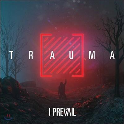 I Prevail (아이 프리베일) - Trauma 정규 2집 [옐로우 & 오렌지 갤럭시 마블 컬러 LP]