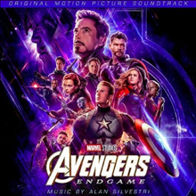 Alan Silvestri - Avengers: Endgame (어벤져스: 엔드게임) (Soundtrack)(Score)