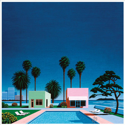Various Artists - Pacific Breeze: Japanese City Pop AOR & Boogie 1976-1986 (Digipack)