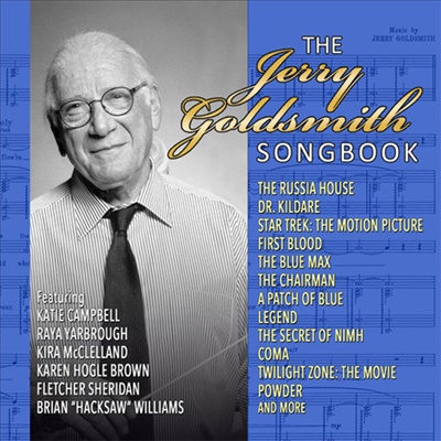 Various Artists - Jerry Goldsmith Songbook