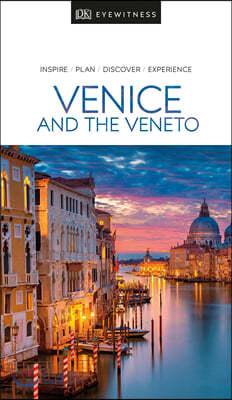 Dk Eyewitness Travel Guide Venice & the Veneto