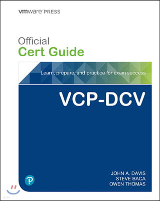 Vcp-DCV Official Cert Guide