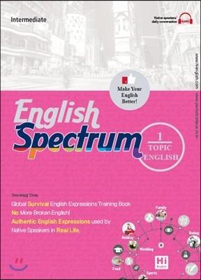 English Spectrum 1