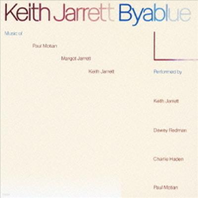 Keith Jarrett - Byablue (일본반)