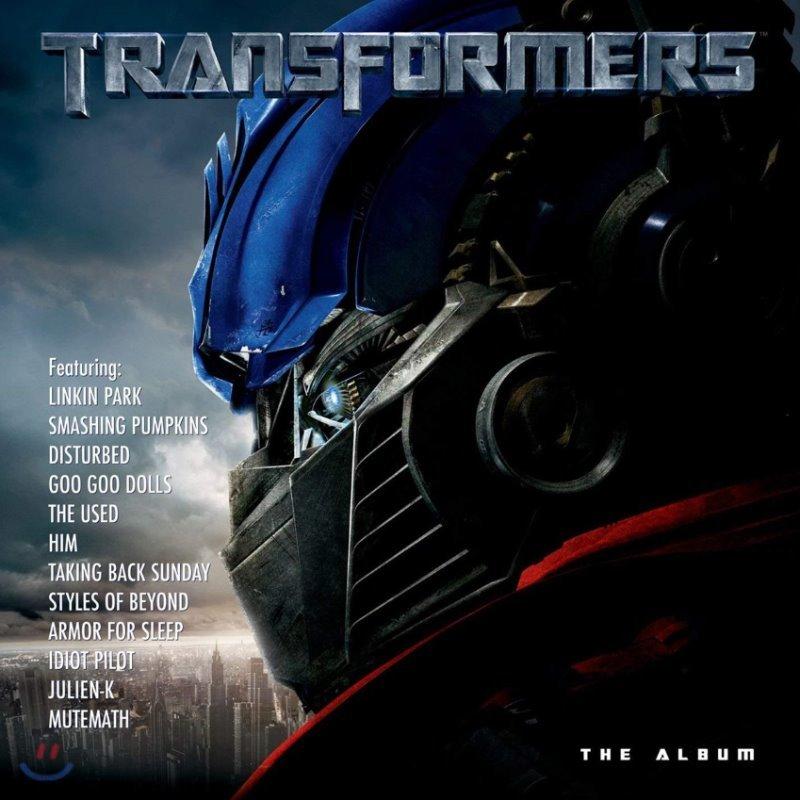 트랜스포머 영화음악 (Transformers : The Album OST) [퍼플 컬러 LP]