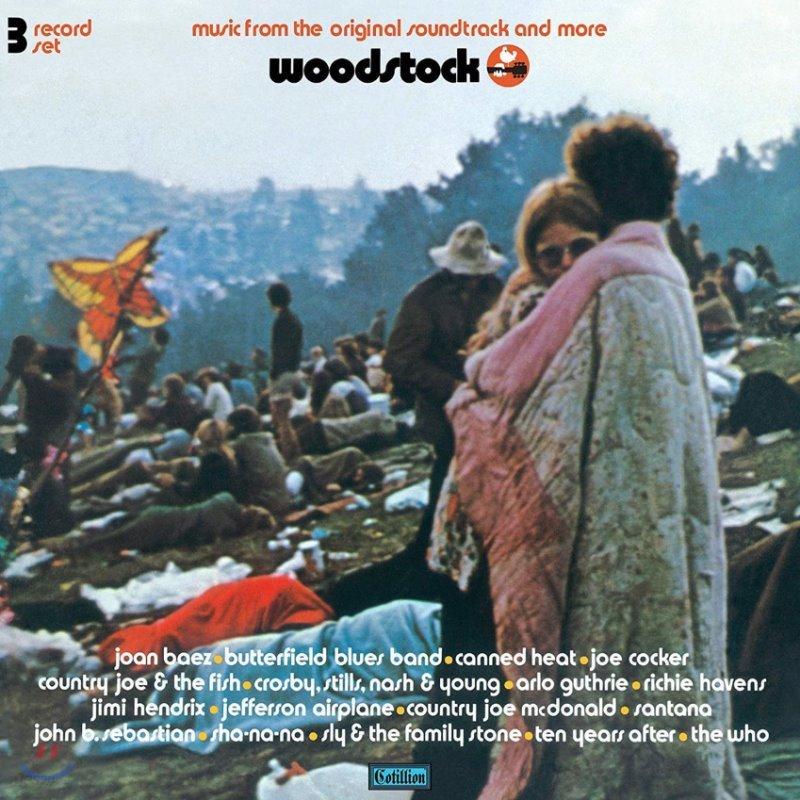 우드스탁 스페셜 에디션 (Woodstock PA Mono Version) [3LP]