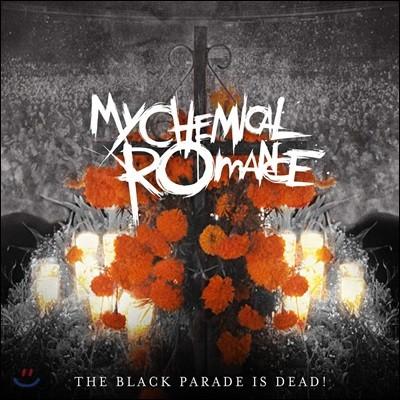 My Chemical Romance (마이 케미컬 로맨스) - The Black Parade Is Dead! [2LP]