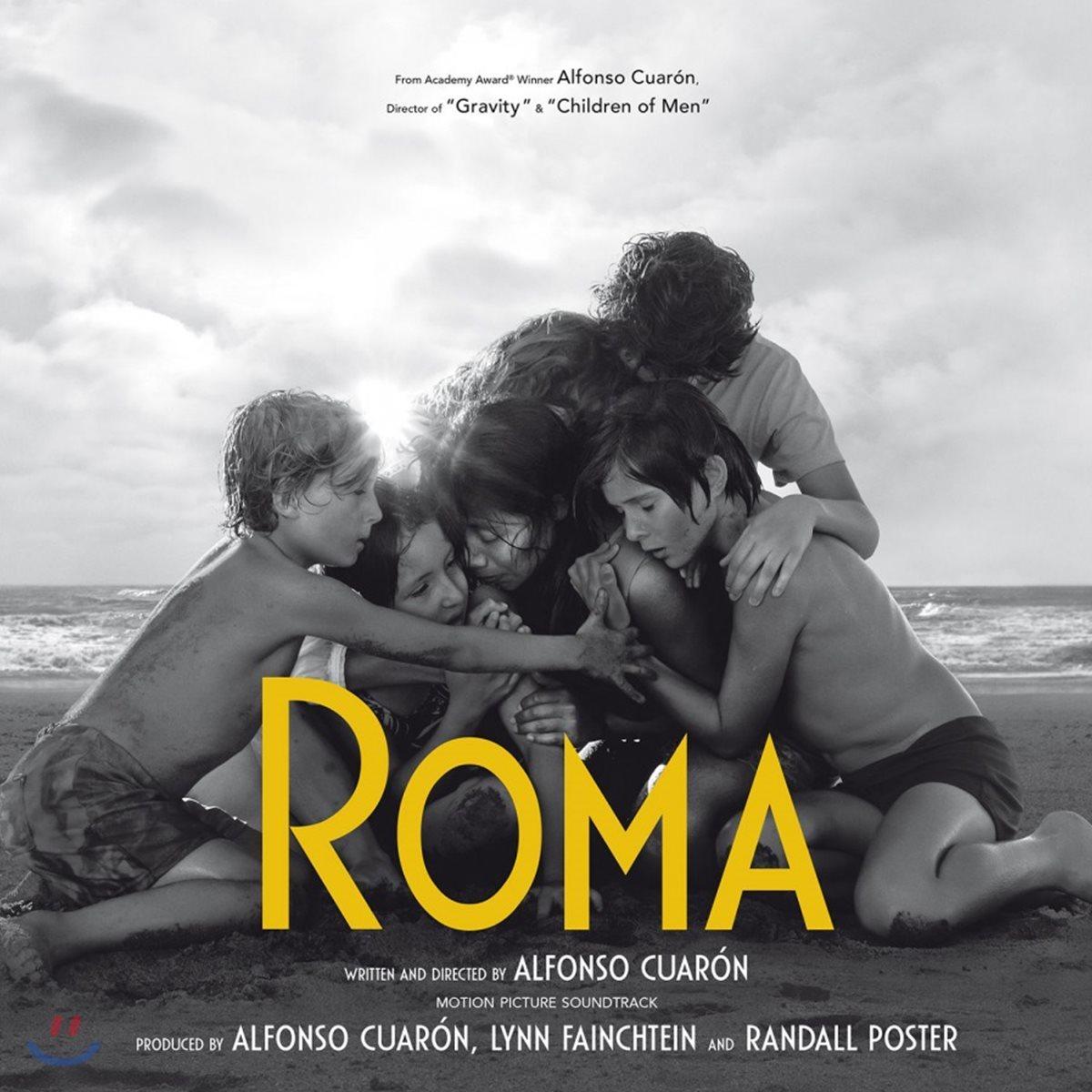 로마 영화음악 (Roma OST) [2LP]
