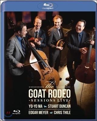 The Goat Rodeo Sessions Live - 요요 마 & 크리스 타일, 스튜어트 던컨, 에드가 마이어