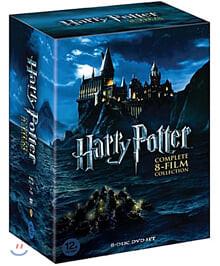 �ظ����� DVD �ڽ� BOX SET(8Disc)