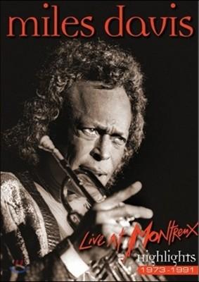 Miles Davis - Lave At Montreux 1973-1991