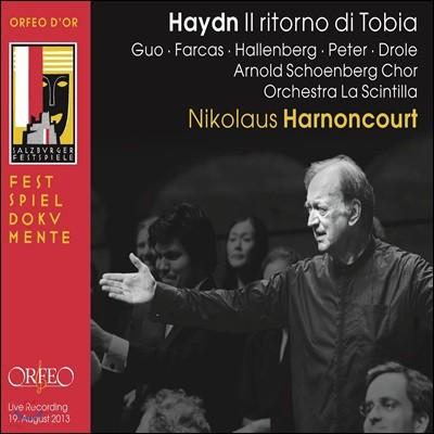 Sen Guo 하이든: 오라토리오 '토비아의 귀환' (Haydn: Il Ritorno Di Tobia)