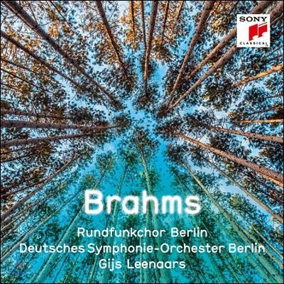 Gijs Leenaars 브람스: 합창 작품집 (Brahms: Choral Works)
