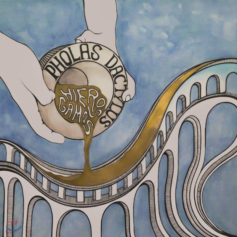 Pholas Dactylus (폴라스 닥틸루스) - Hieros Gamos [LP]