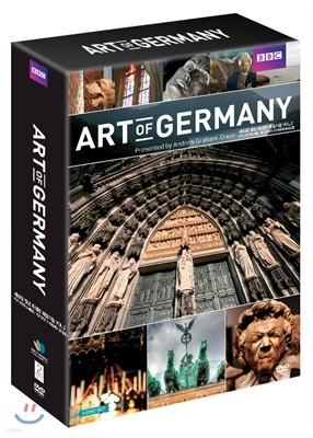 세상을 빛낸 위대한 예술가들 VOL.2 - 뒤러, 오토딕스에서 게르하르트 리히터까지(독일편): BBC HD 아트스페셜