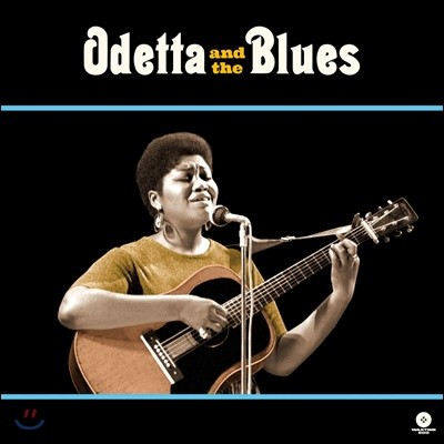 Odetta (오데타) - Odetta and the Blues [LP]