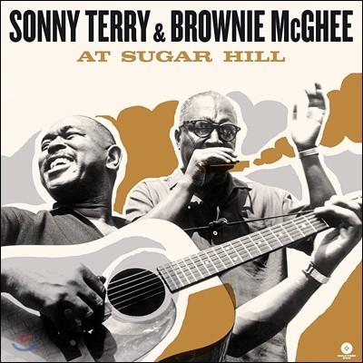 Sonny Terry & Brownie McGhee (소니 테리, 브라우니 맥기) - At Sugar Hill [LP]