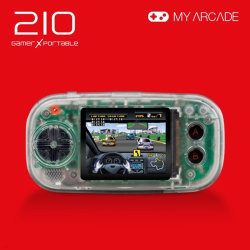 GAMER X PORTABLE 210 레트로 게임기