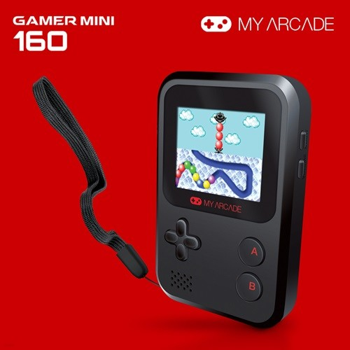GAMER MINI 160 레트로 휴대용 게임기