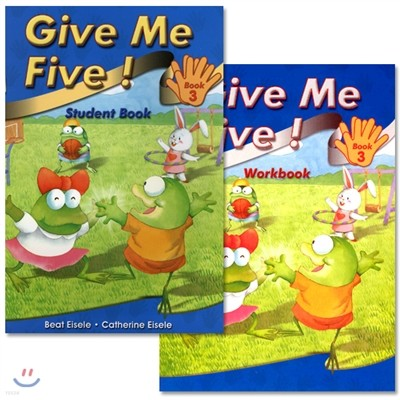 Give Me Five! 3 : Student Book + Work Book