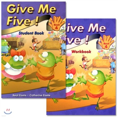 Give Me Five! 4 : Student Book + Work Book