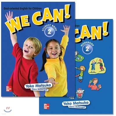 We Can! 2 : Student Book + Work Book