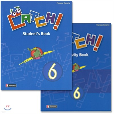 Catch! 6 : Student Book + Work Book(Activity Book)