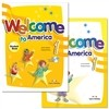 Welcome To America 1 : Student Book + Work Book