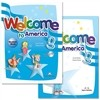 Welcome To America 3 : Student Book + Work Book