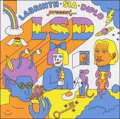 LSD - LABRINTH, SIA, DIPLO present… LSD