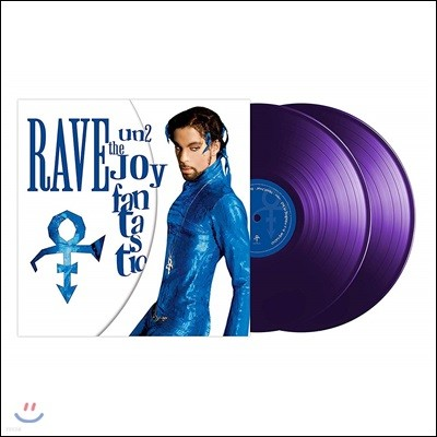 Prince (프린스) - Rave Un2 The Joy Fantastic [퍼플 컬러 2LP]