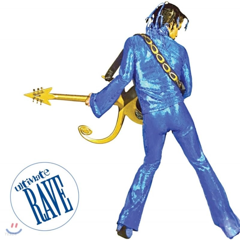 Prince (프린스) - Ultimate Rave [2CD+DVD]