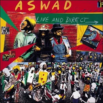 Aswad (애스와드) - Live And Direct [LP]