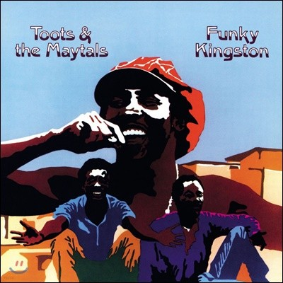 Toots & The Maytals (투츠 앤드 더 메이털스) - Funky Kingston [LP]