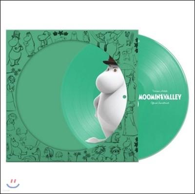 무민 밸리 애니메이션 음악 (Moominvalley OST) [무민파파 픽쳐 디스크 LP]